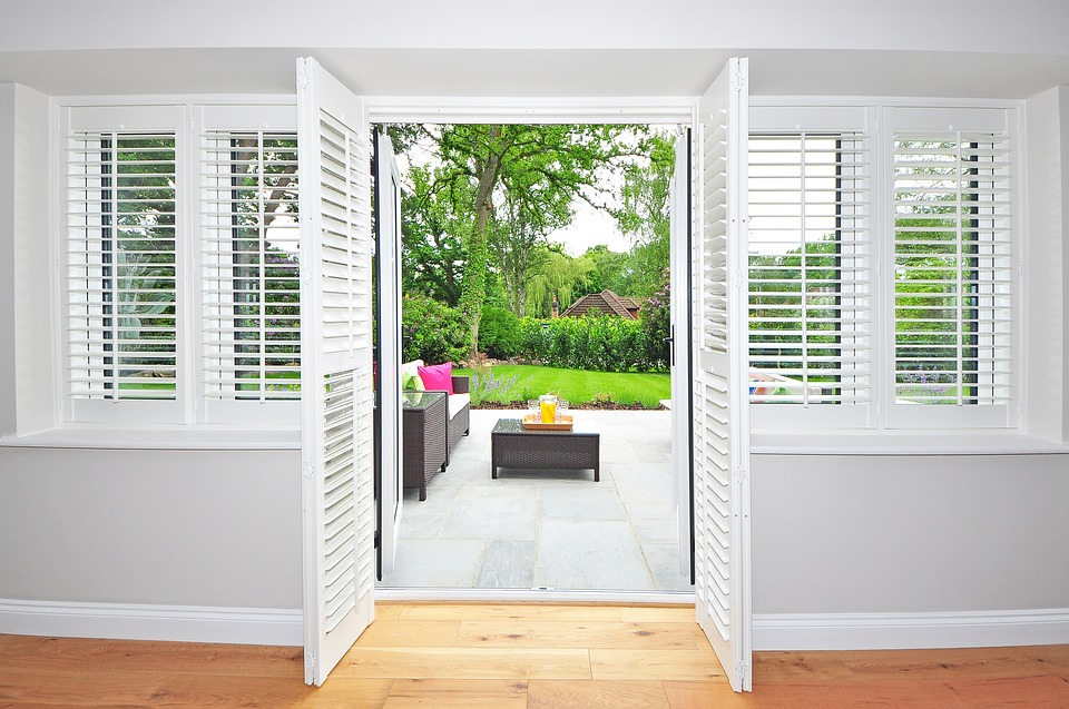 Plantation shutters in Pickering
